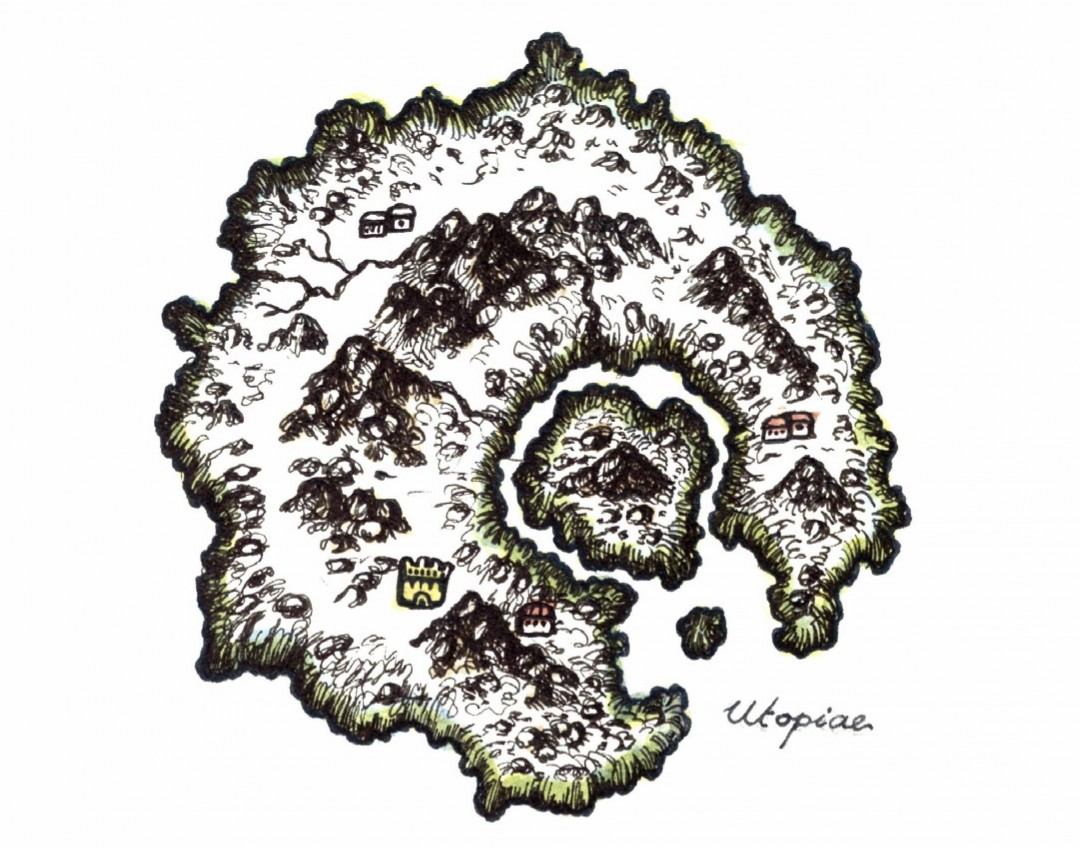 Nueva Isla de Utopía