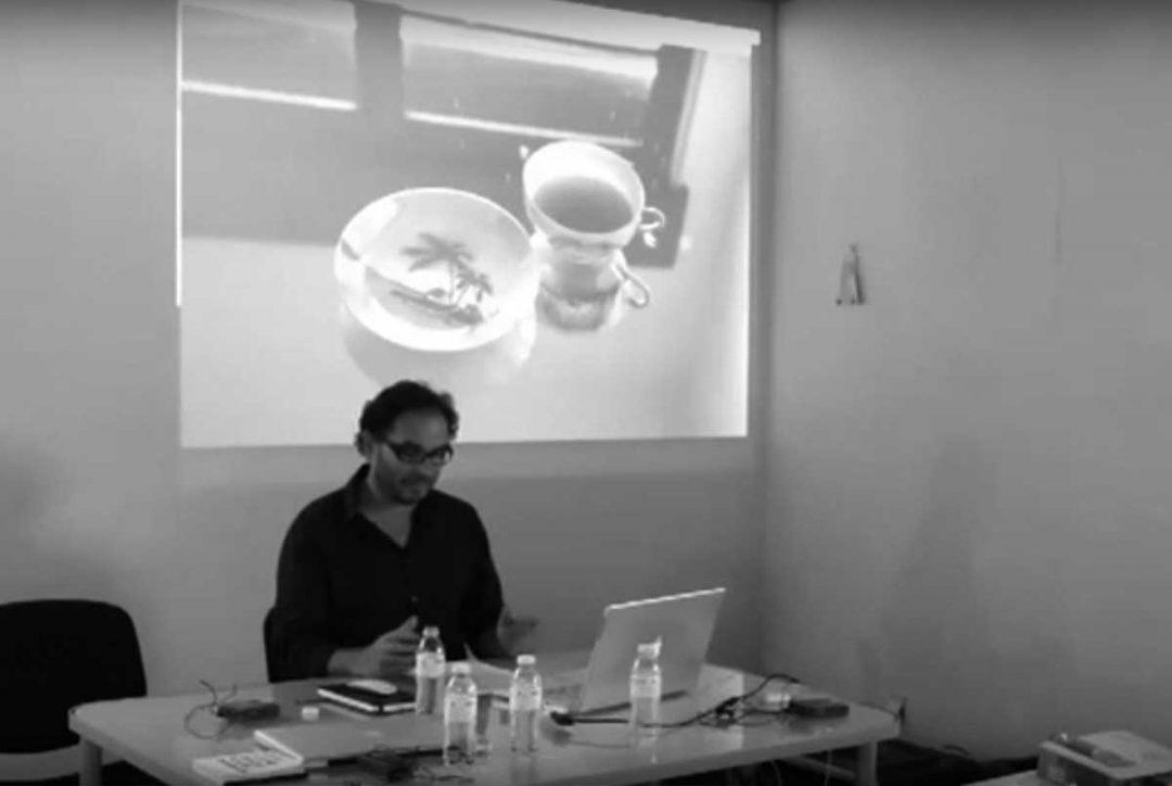 Workshop 40 años. Adrián Alemán